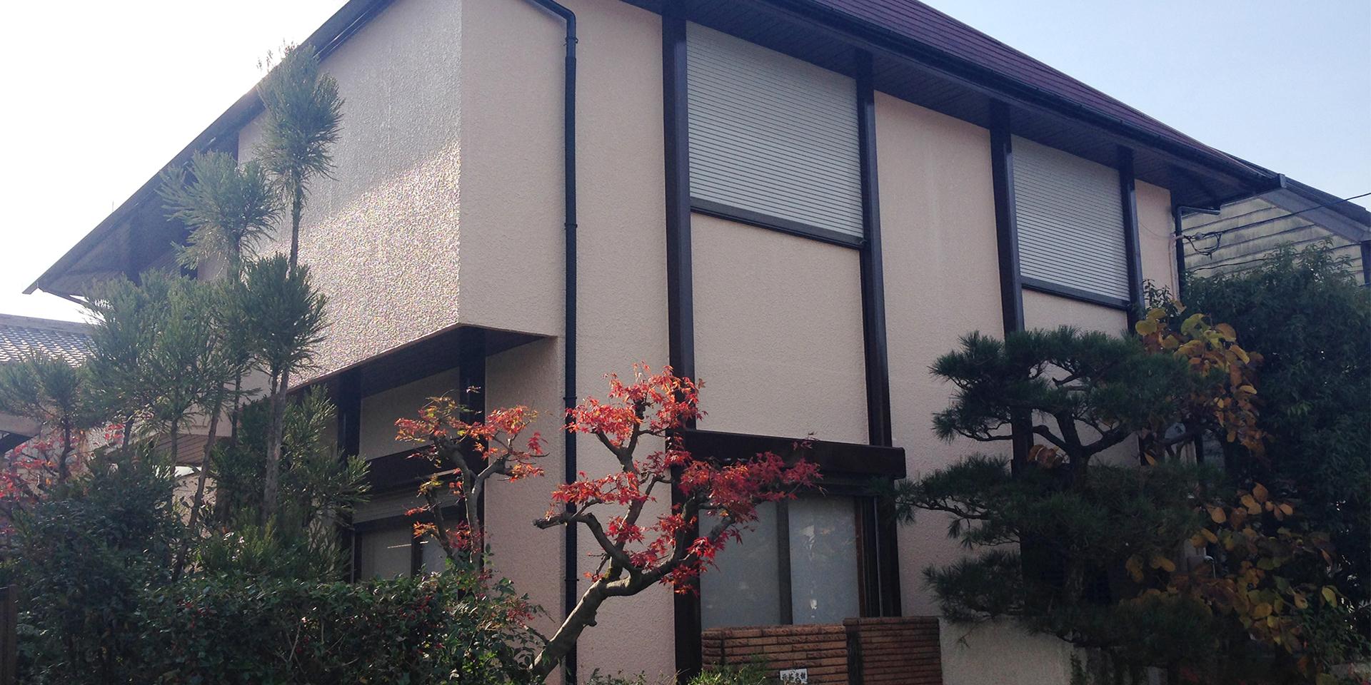 京都の塗装 イメージ写真2