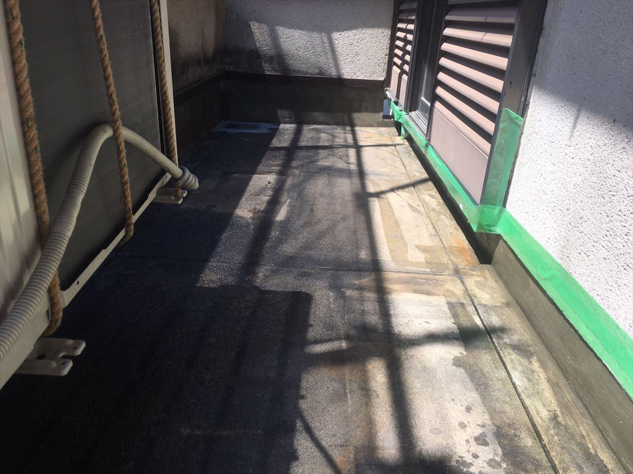 西京区中道様邸の施工前写真その1