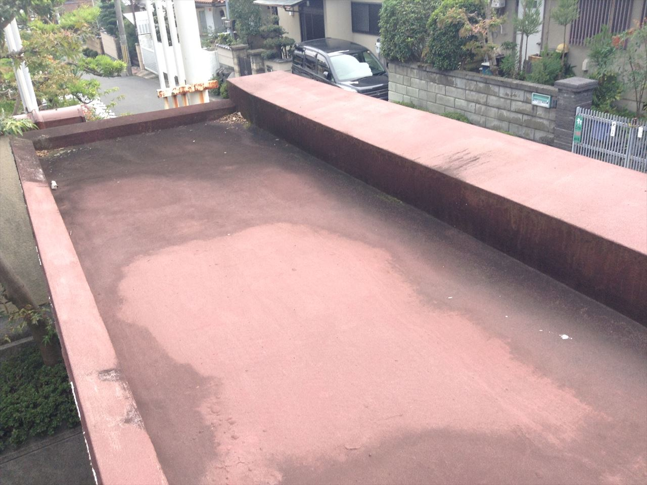 西京区神原様邸の施工前写真その1