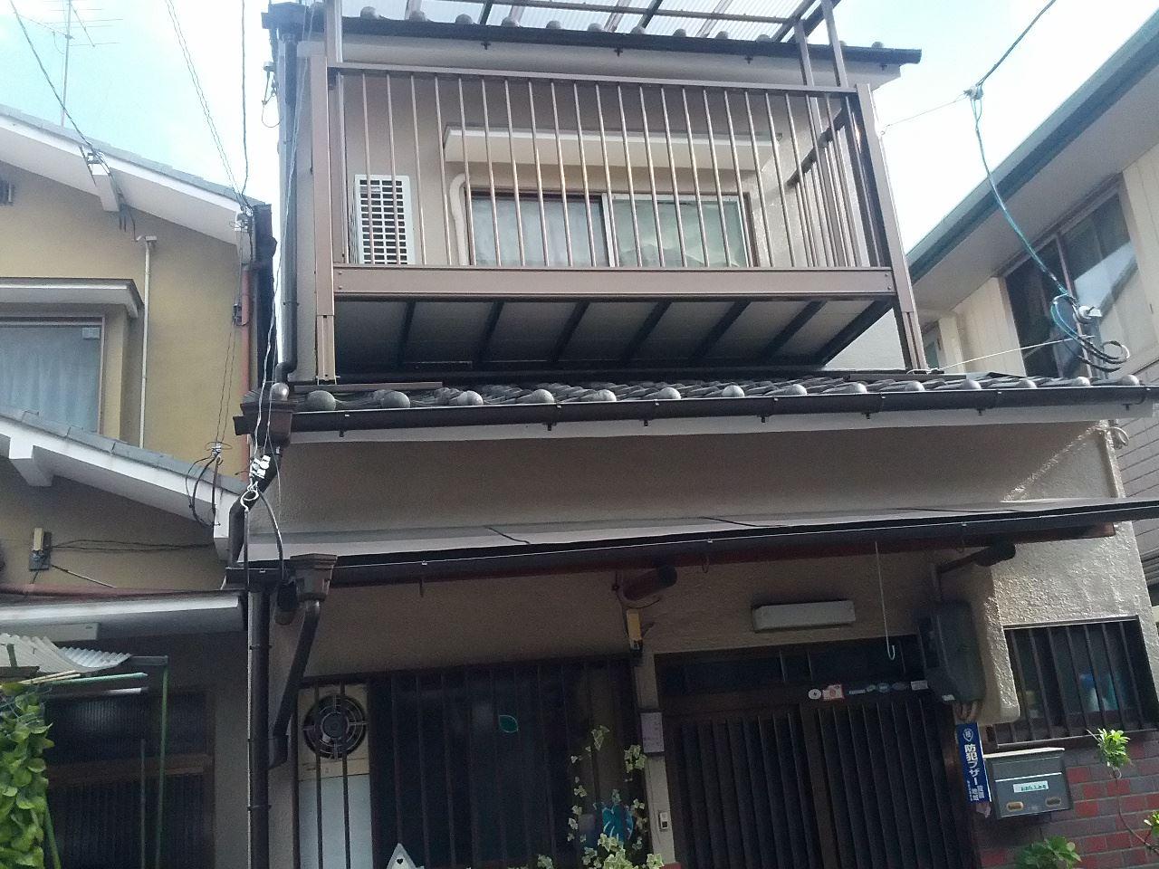 西京区太田様邸の施工後写真その1