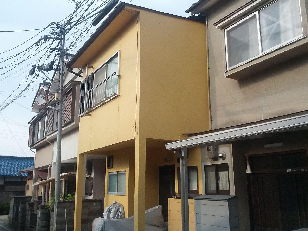 西京区大下様邸の施工後写真その1