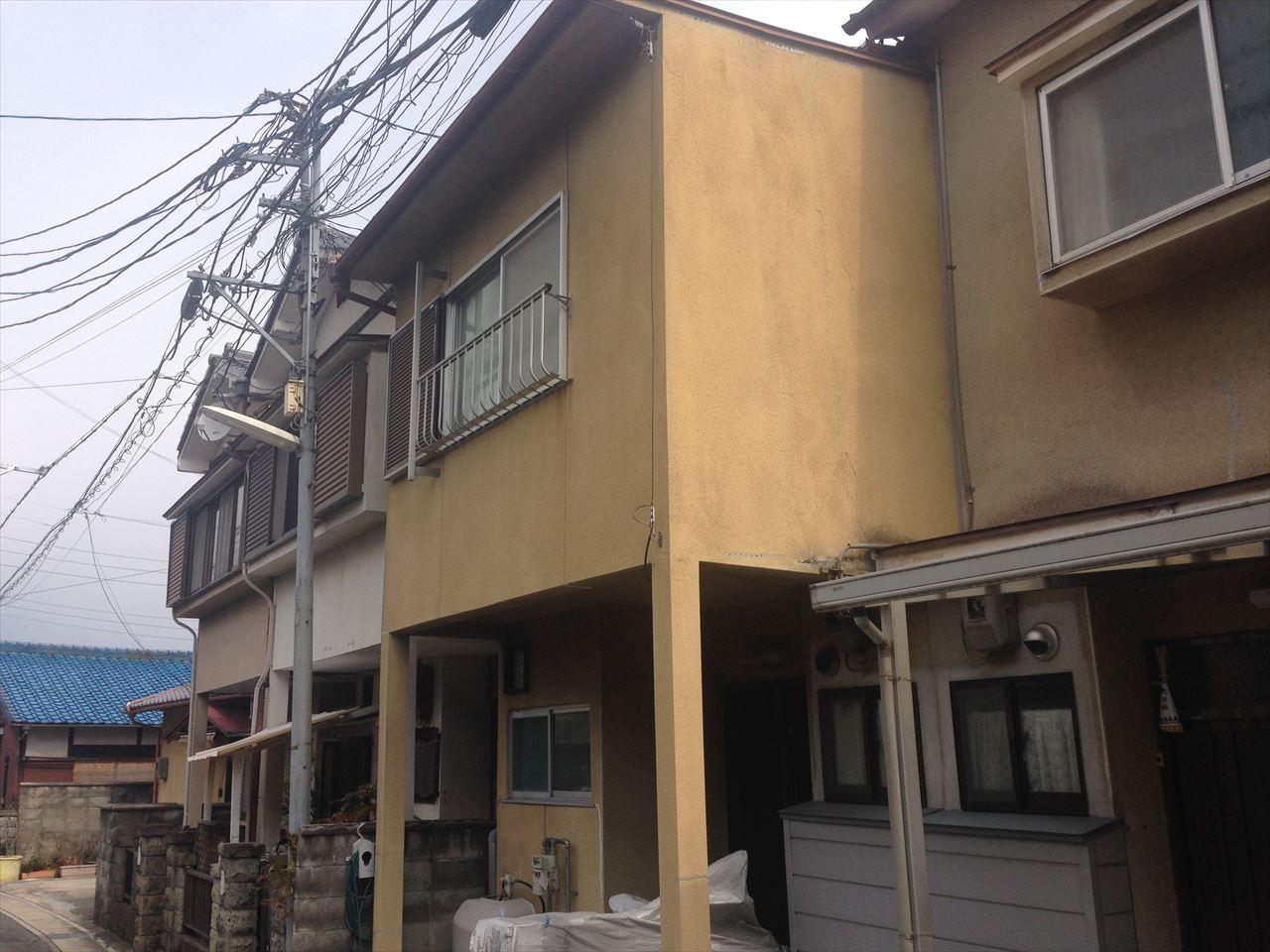 西京区大下様邸の施工前写真その1
