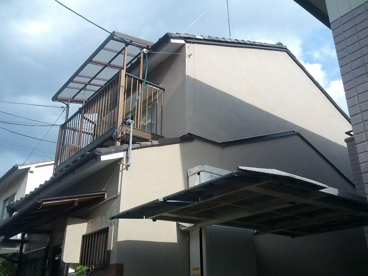 西京区太田様邸の施工後写真その2