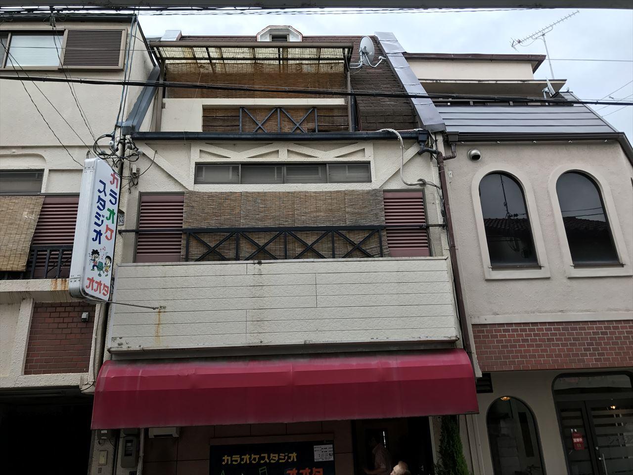 伏見区太田様邸の施工前写真その1