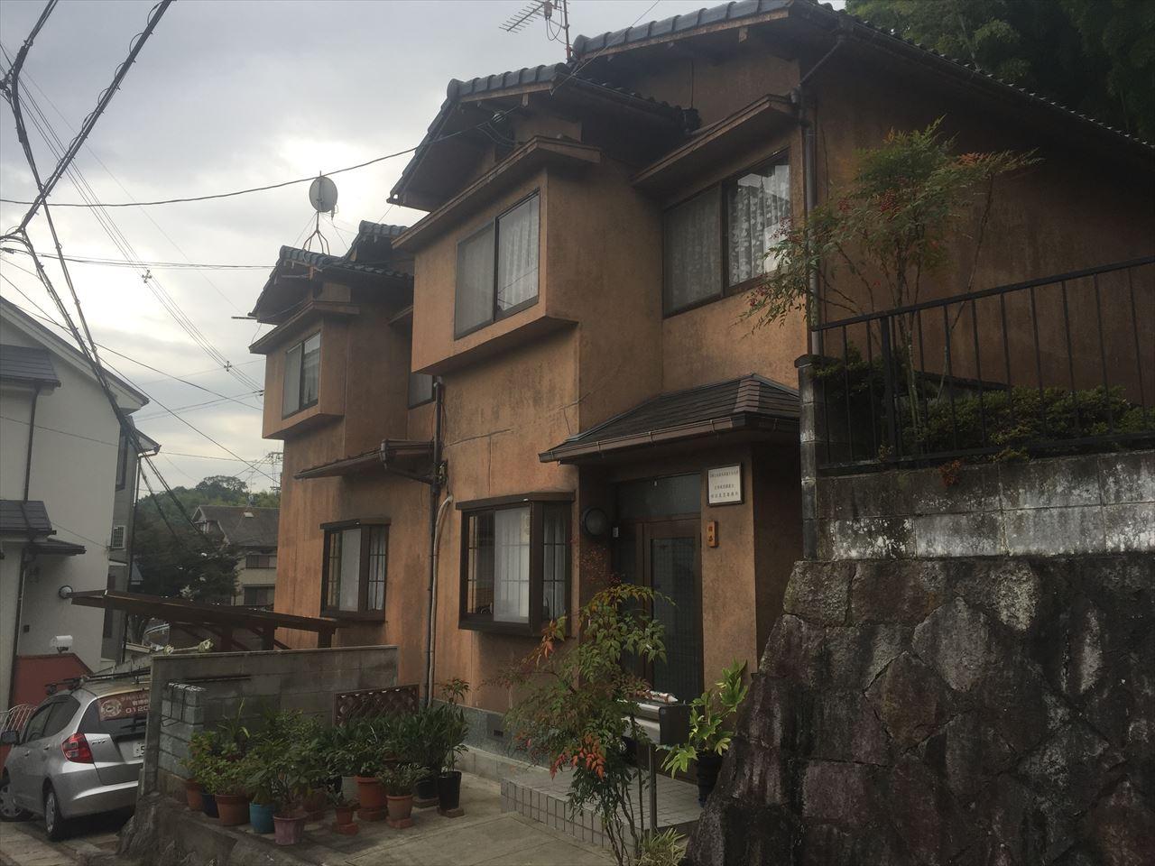 西京区柿添様邸の施工前写真その2