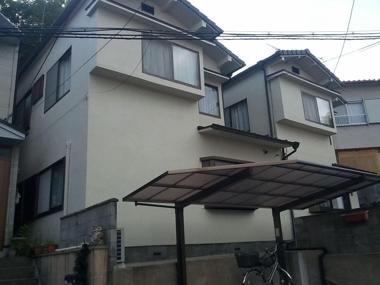 西京区柿添様邸の施工後写真その2