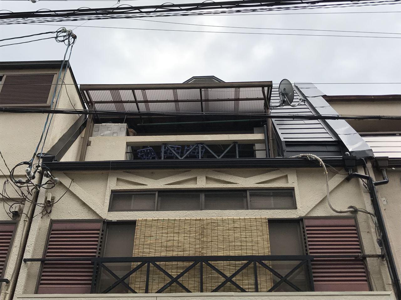 伏見区太田様邸の施工後写真その1